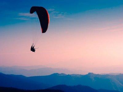 Volo in parapendio con video 15-20 min Sigillo