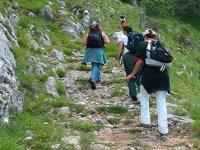 Salendo La Montagna