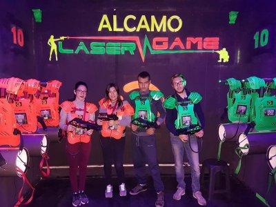 Laser Game Alcamo Q-Fun
