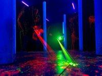 gli scenari del laser game