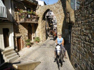 Horse riding (4h), Castelbuono