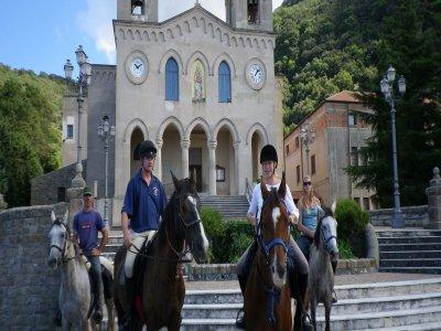 Trekking on horseback (7h), Gibilmanna