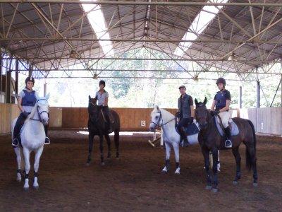 Horse ride (1 hour), Premosello Chiovenda