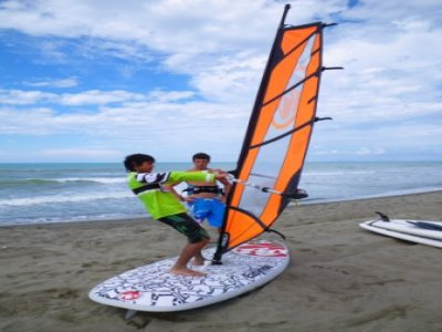 Kite Beach Fiumara Windsurf