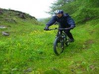 La natura in bici