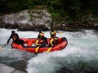 Rafting top
