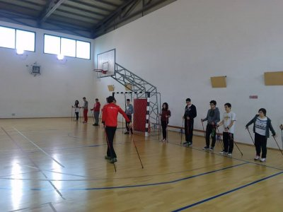 Nordic Walking course (4 hours), Castelbuono