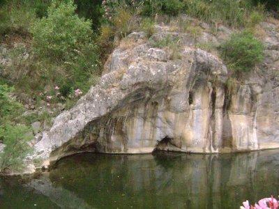 Traversata delle Gole di Tiberio
