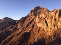 Passeggiata tra i monti