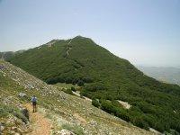 arriving at mount mufara