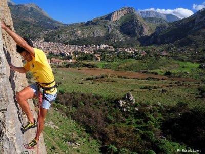 Free Climbing (6 hours), Madonie