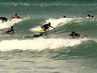 Surf in gruppo
