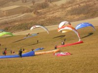 Come to our school and take part in the basic paragliding course