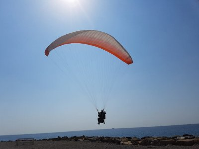 Volo in parapendio yoga therapy (20min),  Sanremo