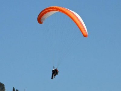 Pacchetto 5 voli parapendio tandem a Sanremo