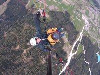 Volo parapendio (10/15 min), Campo Tures
