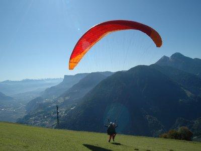 Volo parapendio in tandem (10/15 min) , Bolzano
