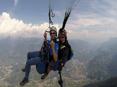 Volo parapendio acrobatico (10/15 min) , Bolzano