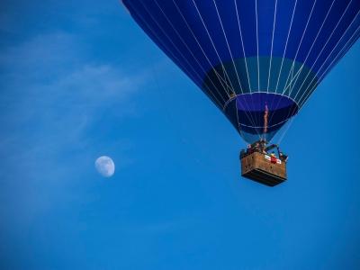 Volo in mongolfiera su Siena di 1 ora per 2persone