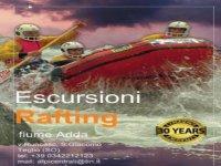 Rafting Lombardia