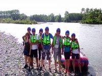 Rafting e adrenalina