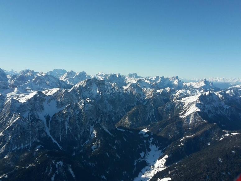 Le Alpi stanno aspettano solo te
