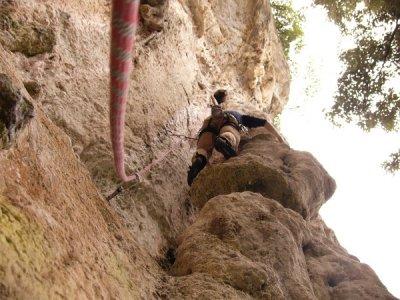 Vertical Climbing Laos