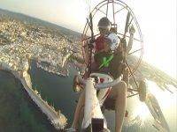 Volo in paramotore video+foto (15/30min), Capitolo