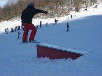 Provando i salti