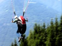 paragliding will give you unique emotions