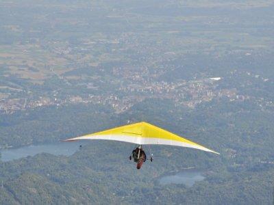 Volo didattico deltaplano (15/30 min) , Torino