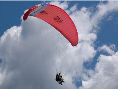Volo parapendio+video+foto(15min),Pieve d'Alpago