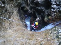 Discese a Corda Sulle Cascate