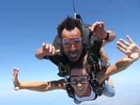 Lancio paracadute in tandem Video esterno, Terni