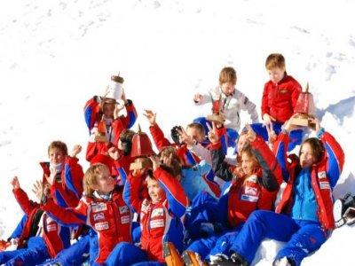 Ski Club Chamolé Snowboard