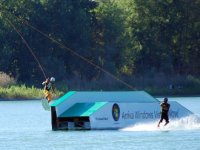 Wakeboard in Parallelo