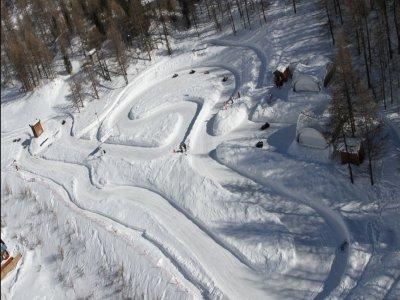 Gara Kart su ghiaccio