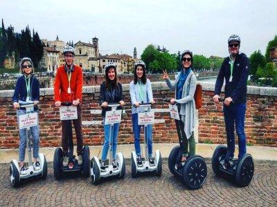 Tour di Verona in Segway di un'ora