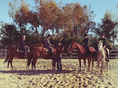 Pacchetto 10 lezioni d'equitazione a Formello