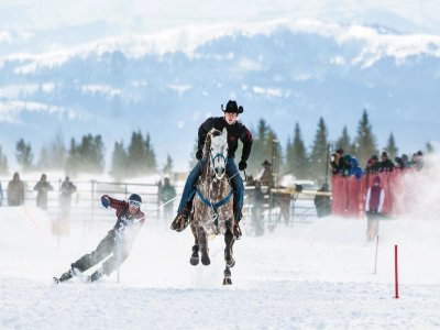 Ski Dragging(1h),Campitello di Fassa