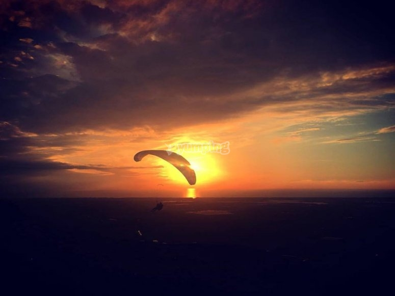 Vieni a goderti questi incredibili tramonti