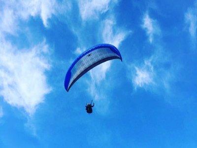 Volo parapendio 30 minuti foto/video SD Capaccio
