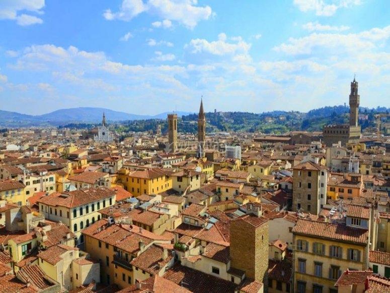 Firenze dalla nostra prospettiva