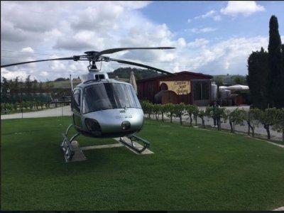 Tour in elicottero su Firenze 40 minuti