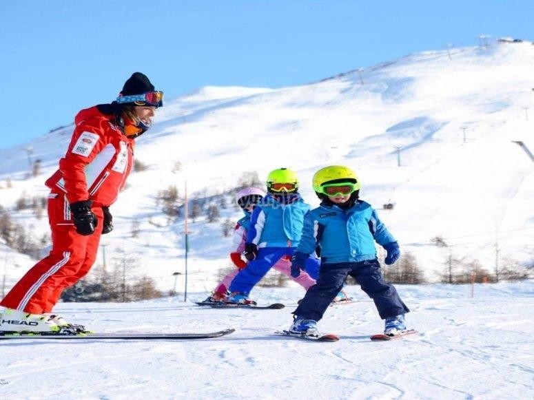 lo sci alpino è per tutti