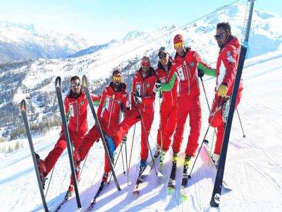 Lezione sci alpino (1h-bassa stagione),Sestriere