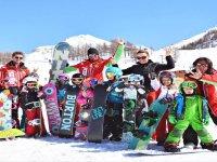 Lezione snowboard (1h - bassa stagione),Sestriere
