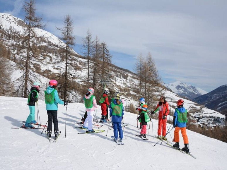 lo sci alpino ti stupirá