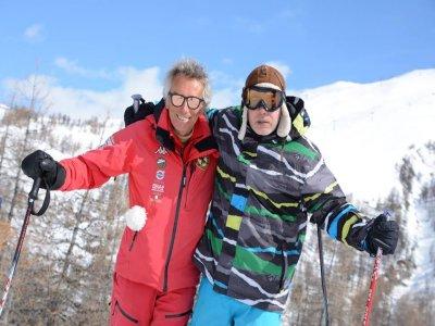 Lezione sci alpino(1h- alta stagione),Sestriere