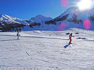 Corso sci alpino (1gg- alta stagione),Sestriere